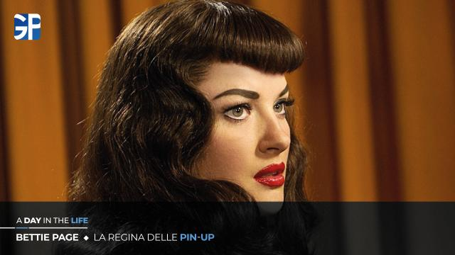 Bettie Page – La Regina delle Pin-Up