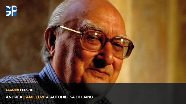Andrea Camilleri- Autodifesa di Caino