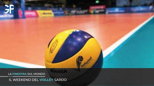 Volley sardo: i risultati del weekend