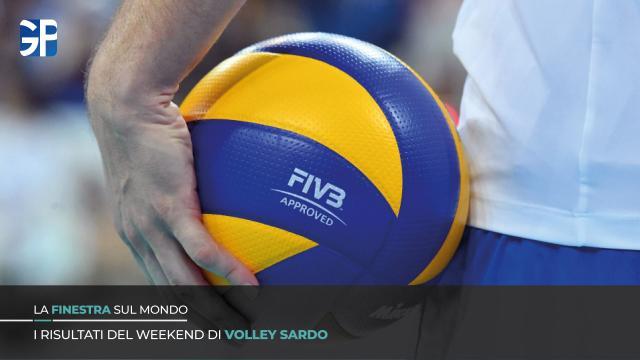 I risultati del weekend di volley sardo