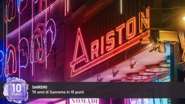 70 anni di Sanremo in 10 punti