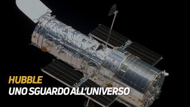Hubble – Uno sguardo all'Universo