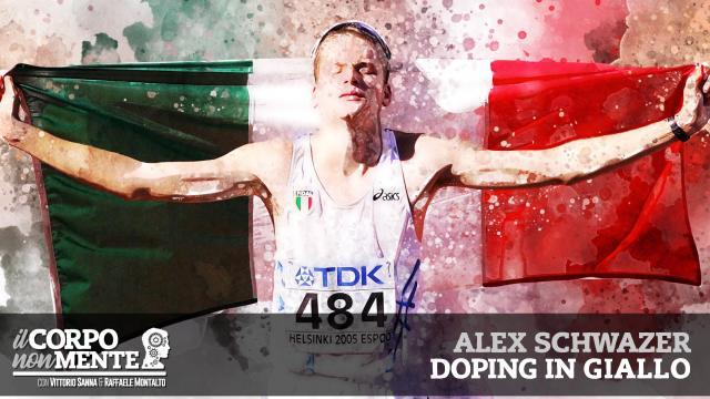 Il Corpo non Mente | Alex Schwazer, doping in giallo