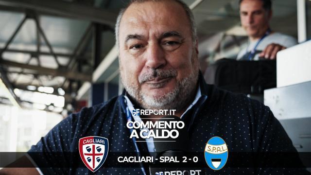 Commento a Caldo   Cagliari - SPAL 0 - 2