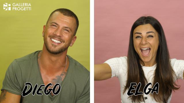 Intervista Doppia | Elga & Diego