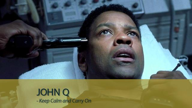 John Q - Keep Calm and Carry On