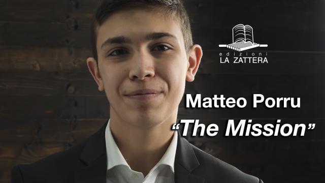 Matteo Porru - The Mission - Edizioni la Zattera