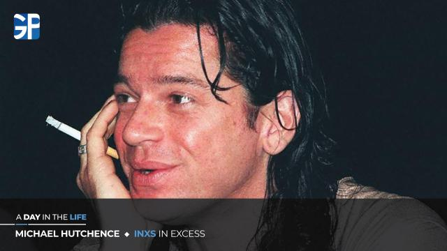 Michael Hutchence – INXS – In Excess