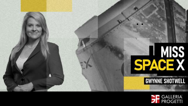 Gwynne Shotwell - Miss SpaceX