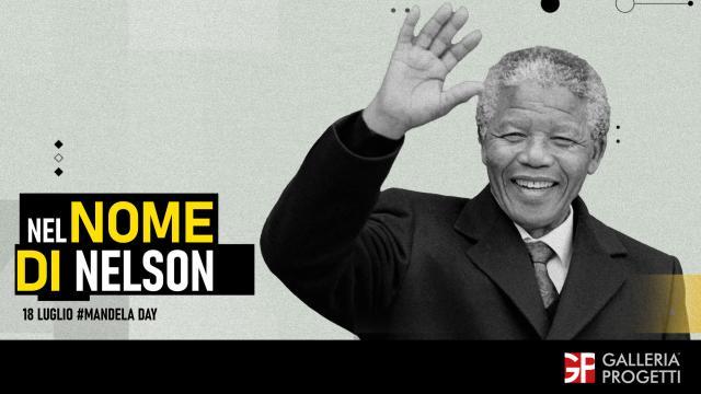 Nelson Mandela - Nel nome di Nelson