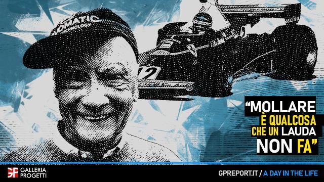 Niki Lauda - Niente potrà fermarmi