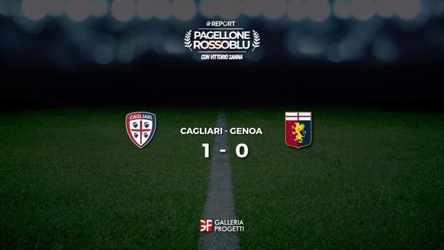 Pagellone Rossoblu | Cagliari - Genoa 1 - 0