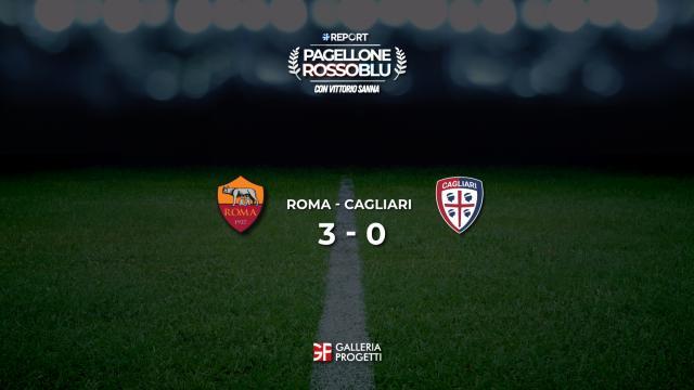 Pagellone Rossoblu | Roma - Cagliari 3 - 0