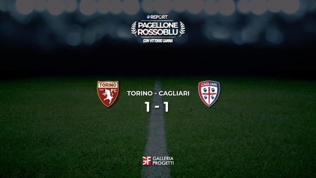 Pagellone Rossoblu | Torino - Cagliari 1 - 1