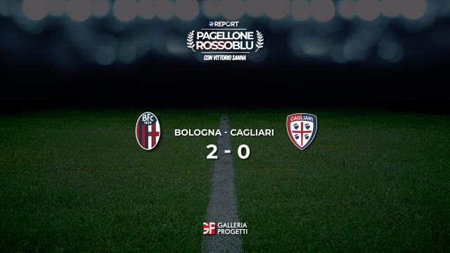 Pagellone Rossoblu | Bologna - Cagliari 2 - 0
