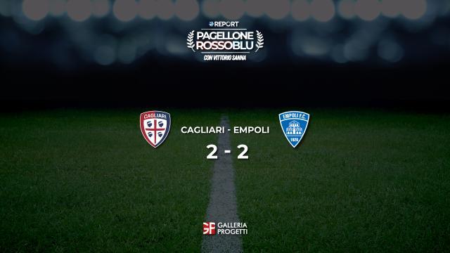 Pagellone Rossoblu | Cagliari - Empoli 2 - 2