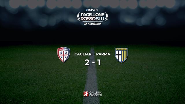 Pagellone Rossoblu | Cagliari - Parma 2 - 1