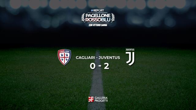 Pagellone Rossoblu | Cagliari - Juventus 0 - 2