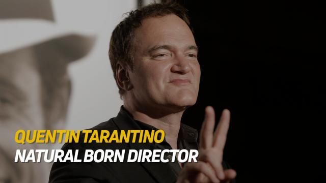 Quentin Tarantino - Natural Born Director