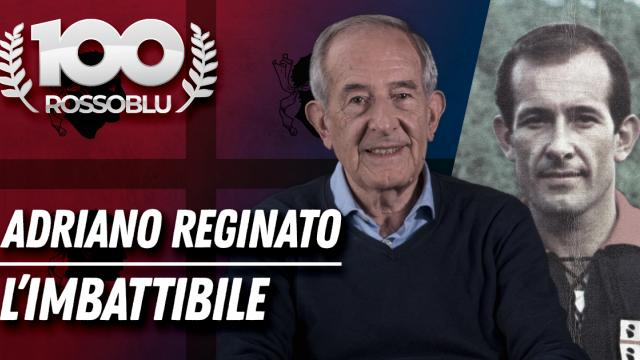 100Rossoblu - I protagonisti - Adriano Reginato