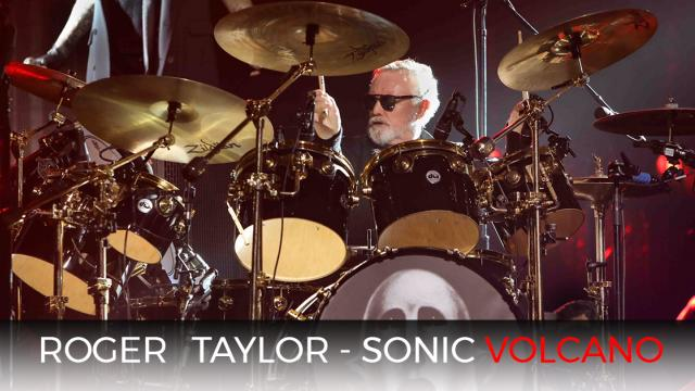 Roger Taylor - Sonic Volcano