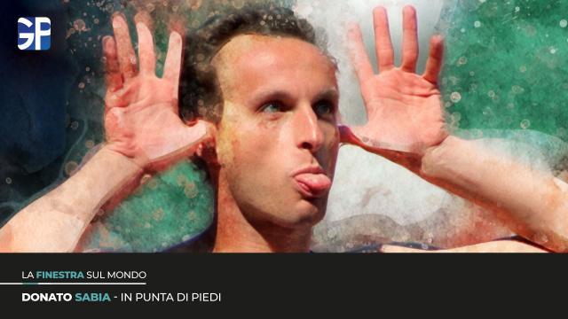 In punta di piedi: la scomparsa di Donato Sabia