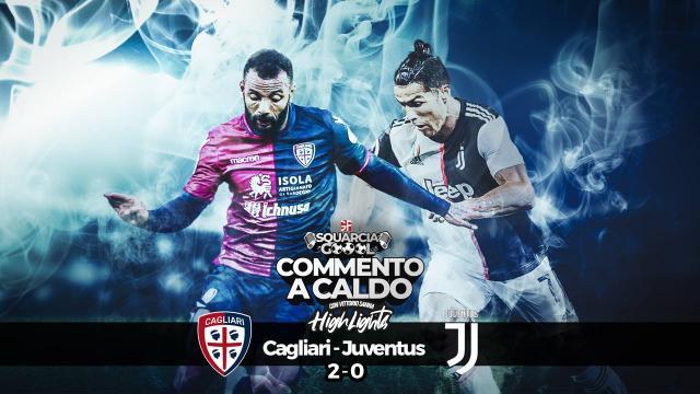 Squarciagol Highlights - Cagliari - Juventus 2 - 0 Vittorio Sanna