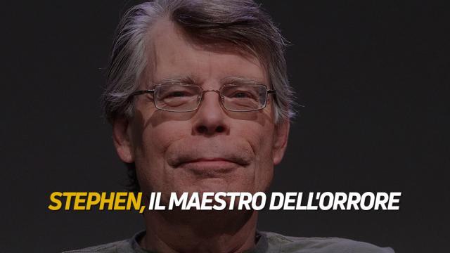 Stephen, il Maestro dell'Orrore