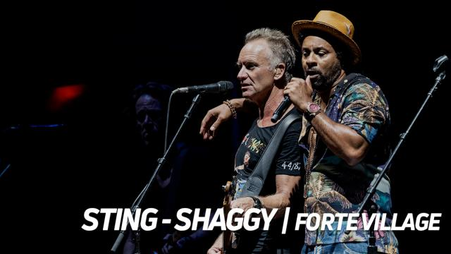 Sting - Shaggy - Message in a Forte Village