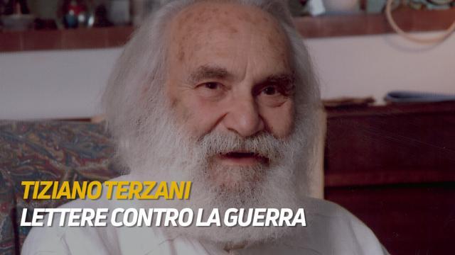 Tiziano Terzani - Lettere contro la Guerra