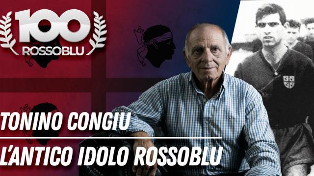 100Rossoblu - I protagonisti - Tonino Congiu