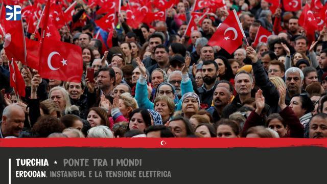 Erdoğan, Istanbul e la Tensione Elettrica