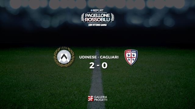 Pagellone Rossoblu | Udinese - Cagliari 2 - 0