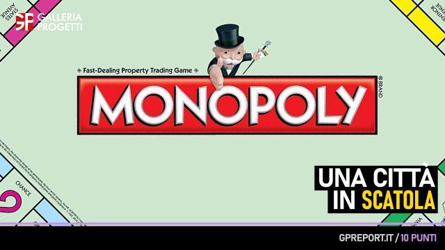 Monopoly in 10 punti (Passando dal Via)