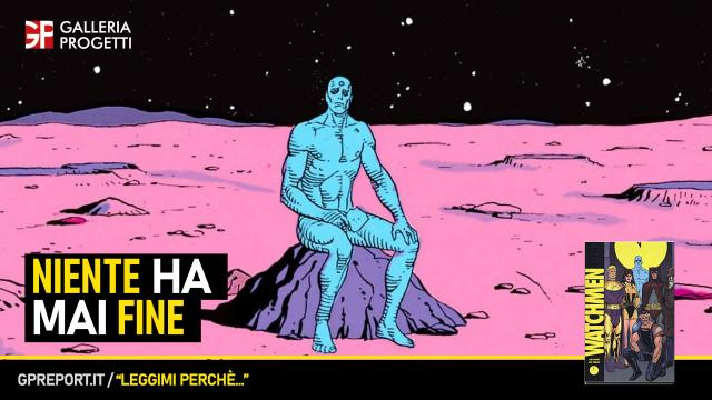 Alan Moore & Dave Gibbons - Watchmen
