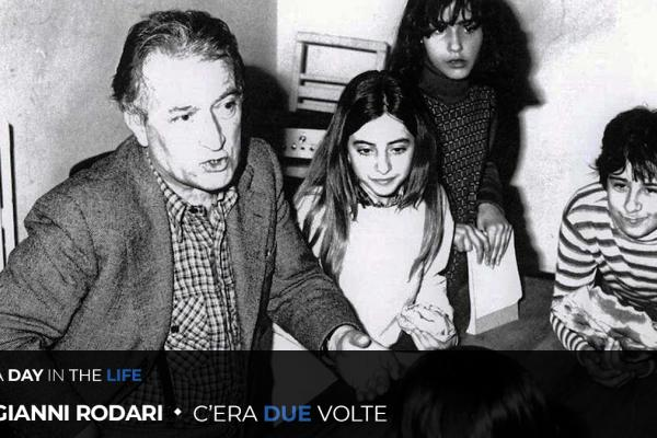 GIANNI RODARI - C'ERA DUE VOLTE
