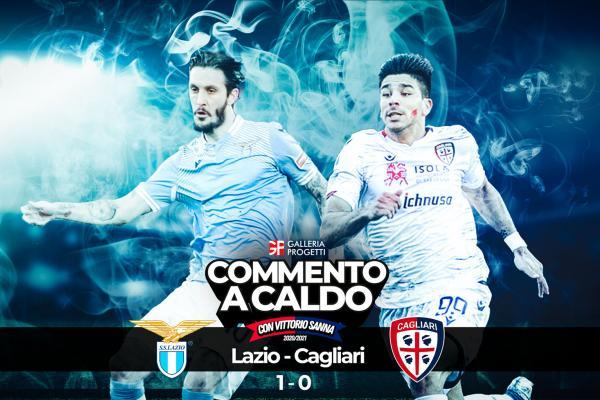 Commento a Caldo Lazio Cagliari