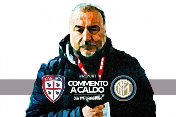 Commento a Caldo I Cagliari - Inter 1 - 2