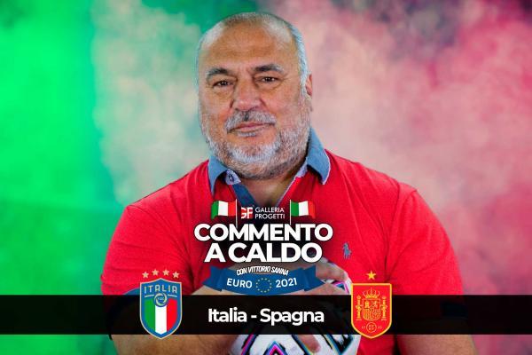 Commento a Caldo | Italia - Spagna 5-3 (d.c.r.)