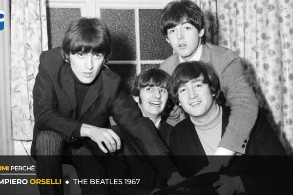 Giampiero Orselli - The Beatles 1967