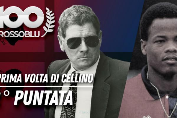 """100 Rossoblù 32°puntata """"La prima volta di Cellino"""""""
