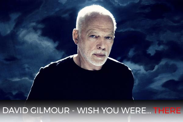 David Gilmour - Wish You Were... There