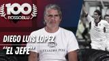 """100 Rossoblu - I Protagonisti - Diego Luis Lopez """"El Jefe"""""""