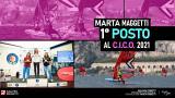 Marta Maggetti conquista il Primo posto al Campionato Italiano Classi Olimpiche
